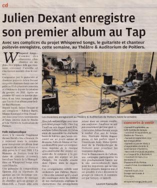 article de presse 06.09.17